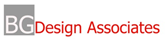 Richard Wood Associates - bg design associates logo