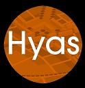 Richard Wood Associates - Hyas associates logo
